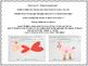 Valentine Directed Drawing Freebie - Heart Hen
