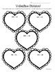 Valentine Division!  Math Practice Leveled Worksheets