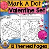 Valentine Dot Dauber Set