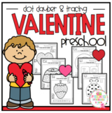 Valentine Dot Dauber & Tracing Pictures Pack