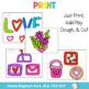 Valentine Dough & Data Mats: Speech and Language Play Based Progress Monitoring