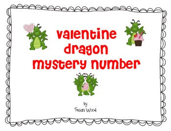 Valentine Dragon Mystery Number 10 - 23