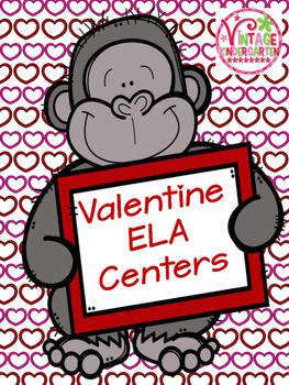 Valentine ELA Centers for K