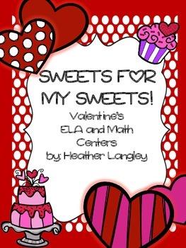 Valentine ELA and Math Centers