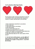 "Valentine ""Easy-Art"" Printable Lesson Plan"