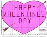 Valentine's Day Mystery Picture (Elementary)