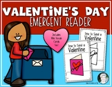 Valentine Emergent Reader for Kindergarten & First Grade (How to Story)