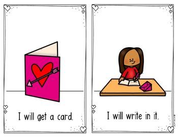 Valentine Emergent Reader for Kindergarten & First Grade (How to Story)