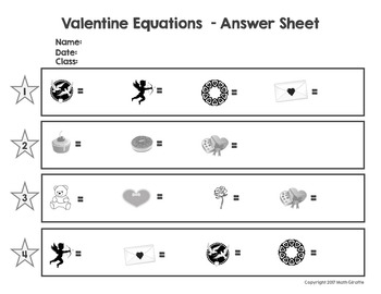 Valentine Equations
