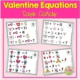 Valentine Equations & Logic Puzzles