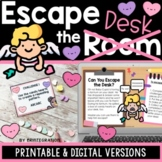Valentine's Day Escape Room Using Candy Hearts  |  Digital
