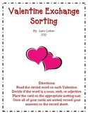 Valentine Exchange Sorting