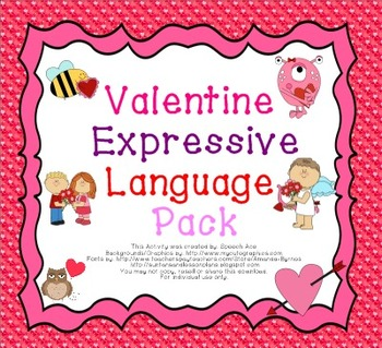 Valentine Expressive Language Pack
