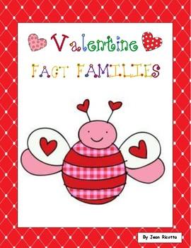 Valentine Fact Families