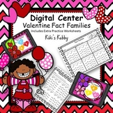 Valentine Fact Families: Digital Center