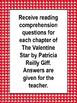 The Valentine Star Literacy Packet