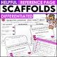 Valentine Figurative Language Task Cards