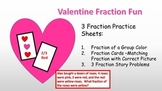 Valentine Fraction Fun