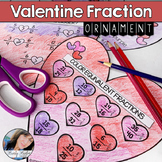 Valentine's Day Craft Fractions
