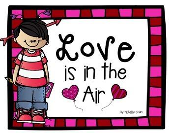 Valentine Freebie: Love is in the Air!