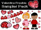 Valentine Freebie Sampler Pack