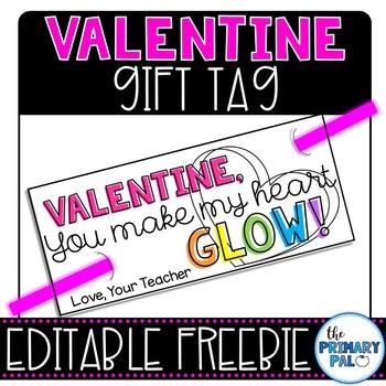 Valentine Freebie: You Make My Heart Glow