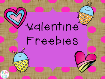 Valentine Freebies