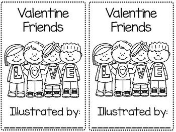 Valentine Friends reader