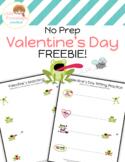 Valentine Frog Freebie
