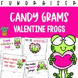 Valentine Frogs Candy Grams