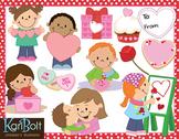 Valentine Fun Clip Art