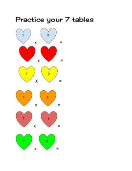 Valentine Fun Packet