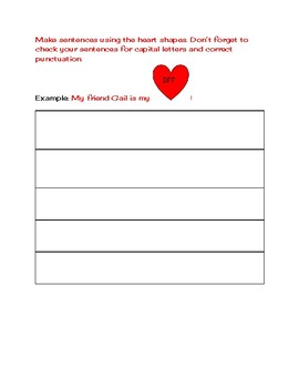 Valentine Fun Packet