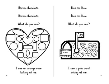 Valentine's Day Fun Book - Purple Cupid, Purple Cupid