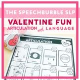 Valentine Fun: Trifecta Articulation and Language
