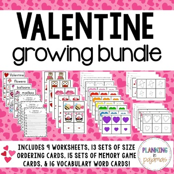 Valentine GROWING Bundle