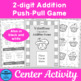 Valentine Game 2-digit Addition