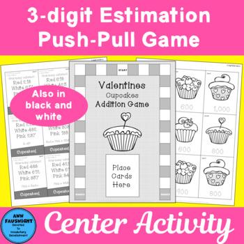 Valentine Game 3-digit Estimation