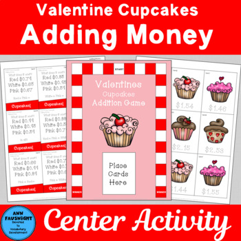 Valentine Game Adding Money