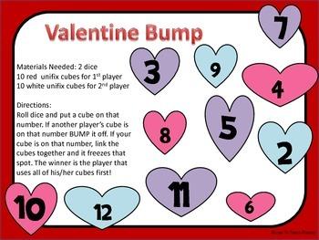 Valentine Games