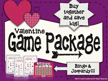 Valentine Games Package