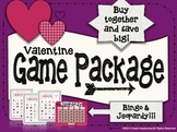 Valentine Games Package