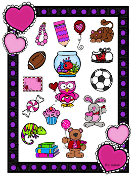 Valentine Gift Inferencing