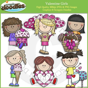 Valentine Girls