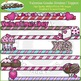 Valentine Goodie Dividers / Toppers