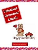 Valentine Grammar Match