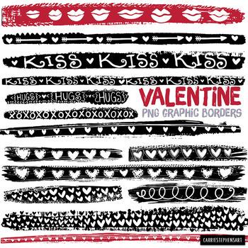 Valentine Graphic Borders