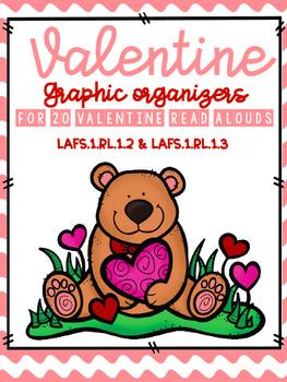 Valentine Graphic Organizers