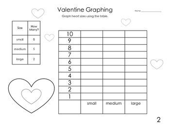 Valentine Graphing