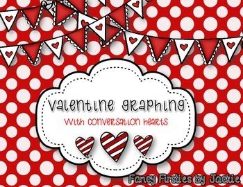 Valentine Graphing FREEBIE